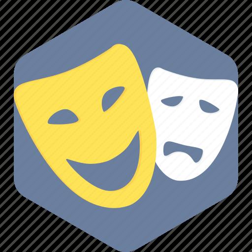 art, mask icon