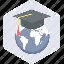 world, education, globe, learning