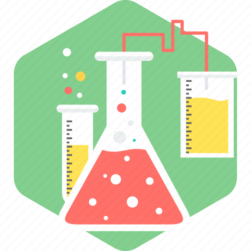 chemical, chemistry, flask, lab, laboratory, test, tube icon