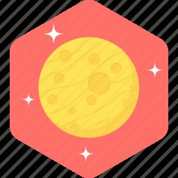 astronomy, earth, globe, planet, satellite, space, spaceship icon