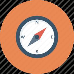 compass, navigation, tool, transportation • icon icon