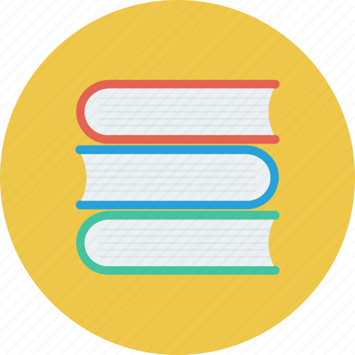 Books, library icon icon - Download on Iconfinder
