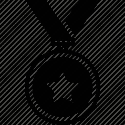 Medal, prize, ranking, reward, winner icon - Download on Iconfinder