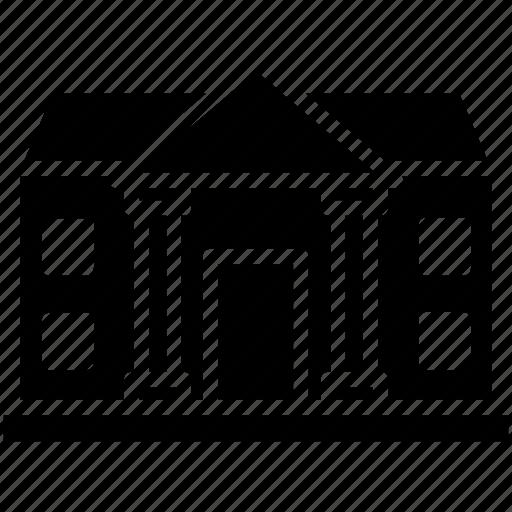 Building, education building, school, school building icon icon - Download on Iconfinder