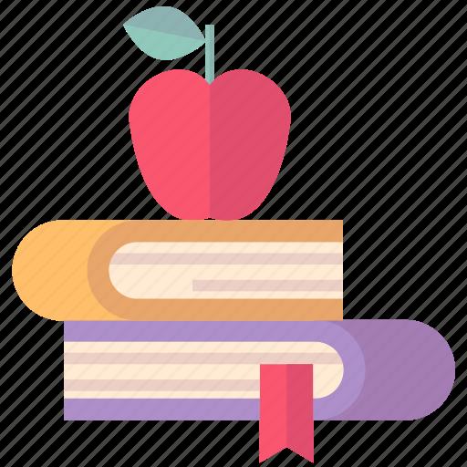 books, education, literature icon