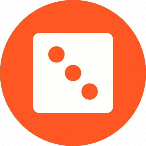 Casino, chance, cube, dice, gambling, game, rolling icon - Download on Iconfinder
