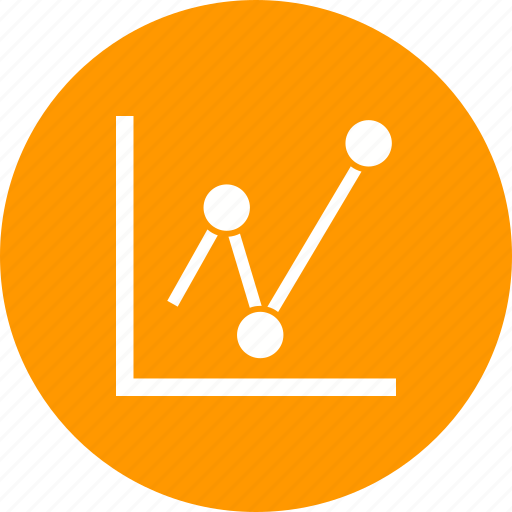computer, device, display, graph, information, screen, statistics icon