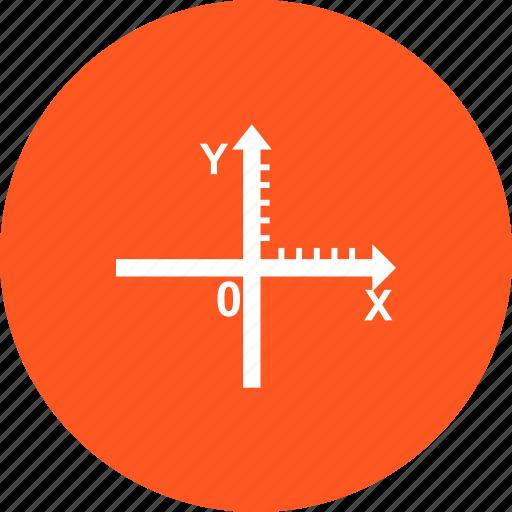 Statistics, success, graph, chart, report, line, presentation icon