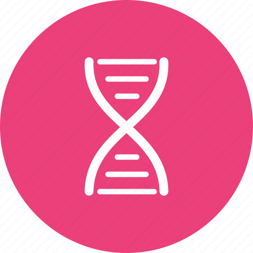 biology, chrome, dna, molecule, molecules, science, structure icon