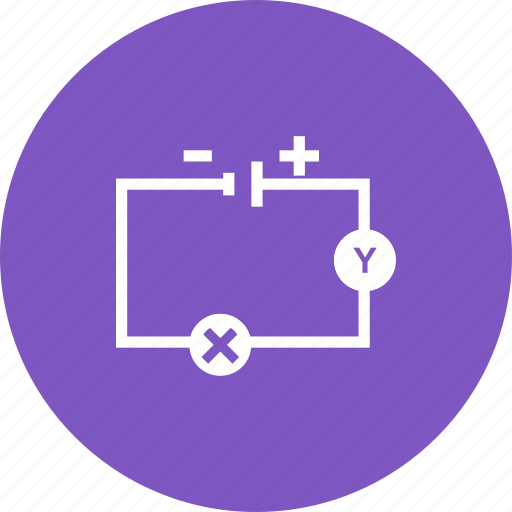 board, circuit, computer, digital, engineering, science, technology icon