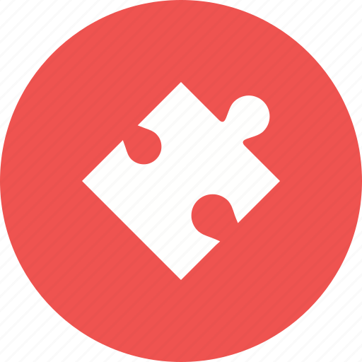 Cube, wooden, puzzle, jigsaw, shape, pieces, game icon