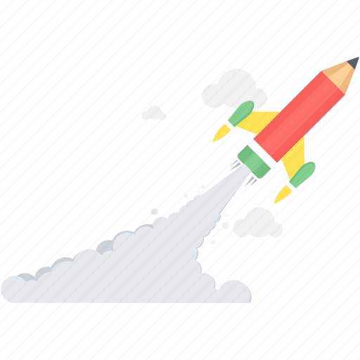 adventure, camp, camping, launch, project, rocket, spaceship icon