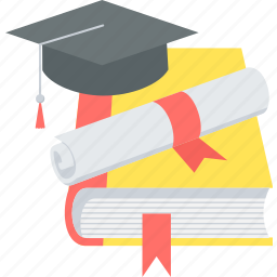achievement, certificate, degree, diploma, prize, success, winner icon