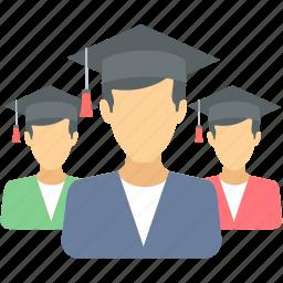certificate, diploma, diploma holder, graduate, graduation, student, university icon