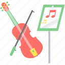 audio, class, music, musical, sound, teach, teaching icon