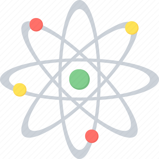 atom, chemistry, physics, science icon