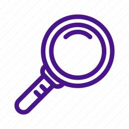 education, magnify, magnifying, school, science, search, zoom icon