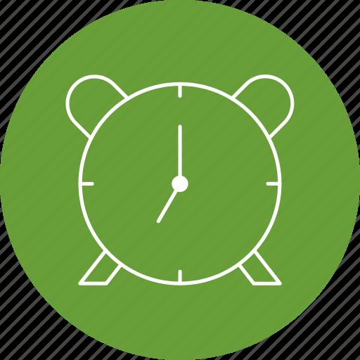 alarm, clock, notification icon