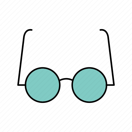 experimental, glasses, laboratory icon