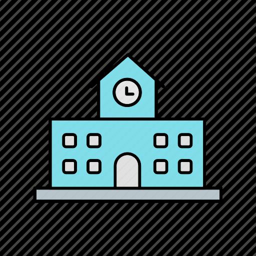 institute, school, university icon