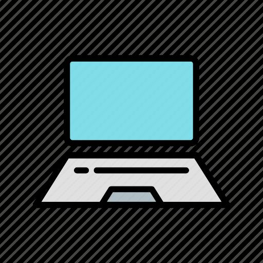 device, education, hardware, laptop, mac, screen icon