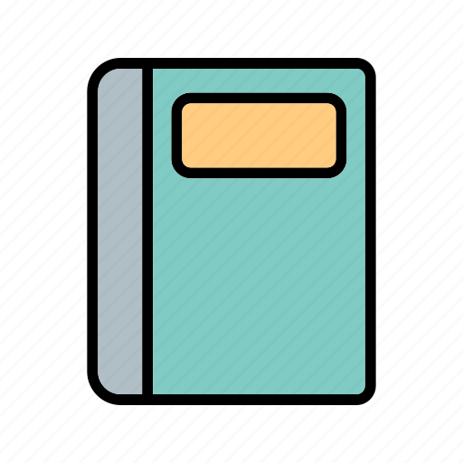 data, document, file, folder, notebook, sheet icon