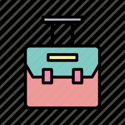 bag, education, studentbag, study icon
