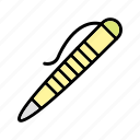 drawing, education, pen, pencil, tool, write, writing icon