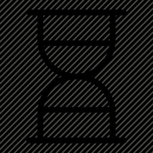 deadline, hourglass, sand, timer icon