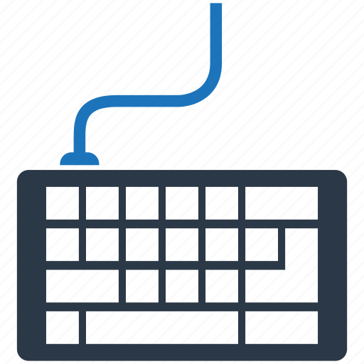 Keyboard, hardware, type, typing icon - Download on Iconfinder