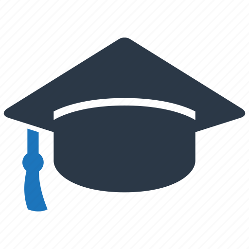 Cap, graduate, graduation icon - Download on Iconfinder