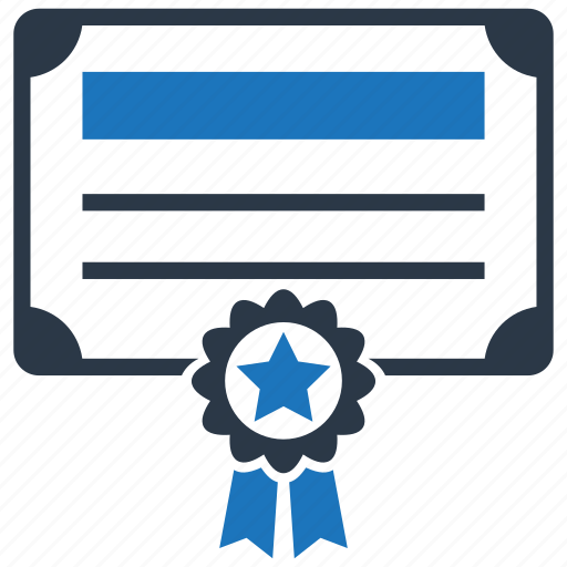 Award, certification, degree, diploma icon - Download on Iconfinder