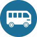 bus, education, learn, learning, reading, school, study icon