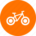 bycicle, education, learn, learning, reading, study icon