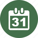 calender, education, learn, learning, reading, study icon