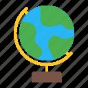 geography, globe, school, world