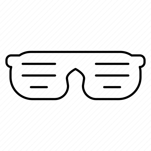 Eyewear, fashion, glasses, goggles, view icon - Download on Iconfinder