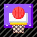 basketball, school, sport