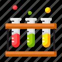 chemical, laboratory, school icon