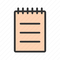 data, edit, information, pencil, store, update, write icon