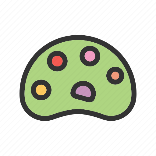 Art, color, colorful, green, palette, watercolor, yellow icon - Download on Iconfinder