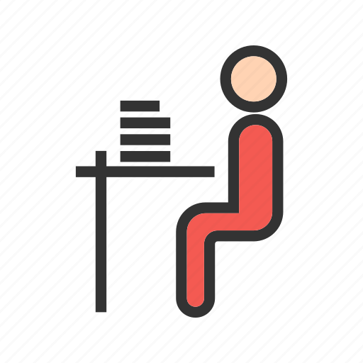 Class, classroom, education, sitting, student, students, training icon - Download on Iconfinder