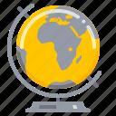 earth, geography, globe