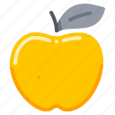apple, education, learning icon