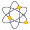 atom, network, science