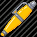 design, pen, writing icon