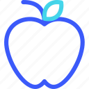 25px, apple, iconspace icon
