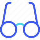 25px, glasses, iconspace icon