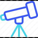 25px, iconspace, telescope icon