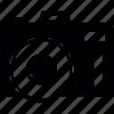 camra, flashlight, photo icon icon
